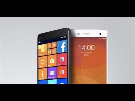 tutorial cambiar pantalla xiaomi mi4 tutorial instalar windows 10 mobile en xiaomi mi4 lte