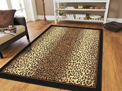 Leopard Print Rug Living Room by Leopard Print Rugs