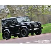 2006 Land Rover Defender 90  Defended European