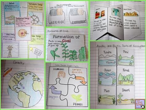 templates for interactive notebooks 89 best images about science notebooks foldables on
