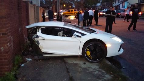 crashed red lamborghini lamborghini crashes аварии ламборгини youtube