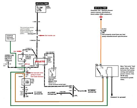 bosch starter relay wiring diagram 12v relay diagram