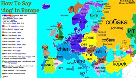how to say puppy in maps oe how to say in europe with maps on the web