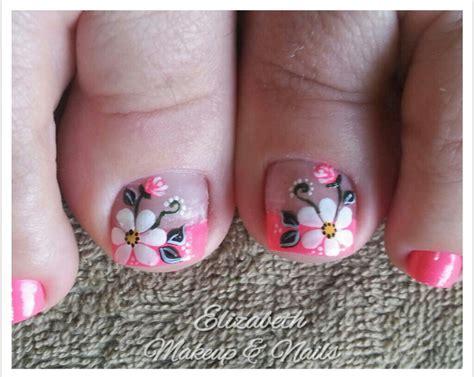 uñas de los pies decoradas paso a paso uas de pies decoradas uas de pies decorados de uas