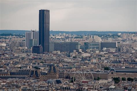 De Montparnasse Is Open In La by View From The Montparnasse Tower Ef Tours Travel