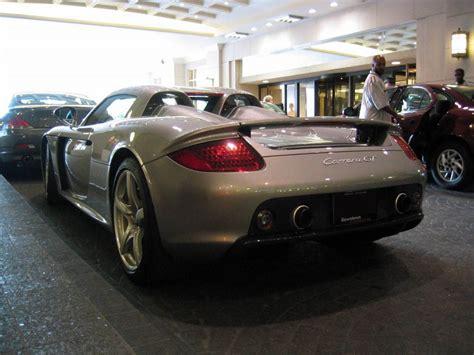 Porsche Carrera Gt Top Speed by 2004 2007 Porsche Carrera Gt Review Top Speed
