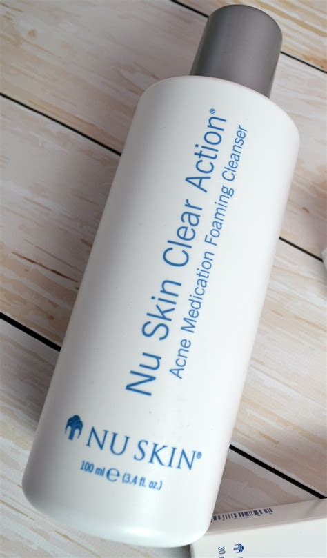 Toner Nuskin nu skin s clear acne medication system it s free