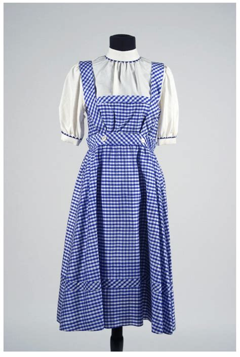 Dress Oz wizard of oz costume collecting