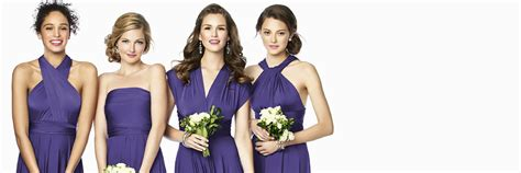 Twist Dress Wrap Dress For Bridesmaids Prom