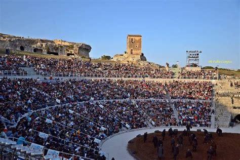 teatro greco di siracusa siracusa la citt 224 di siracusa siracusa nel mondo