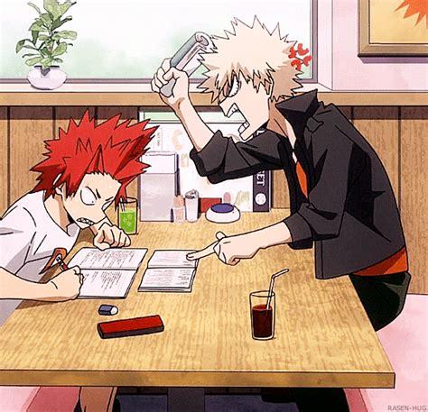 bakugous tutoring method  hero academia   meme