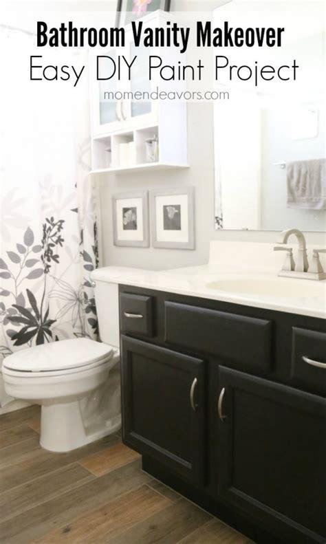 bathroom vanity makeover diy diy bathroom vanity makeover