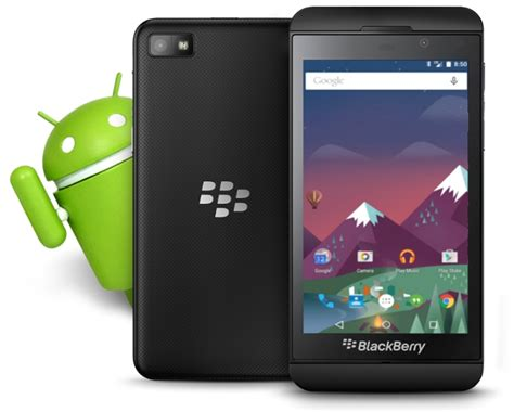 blackberry android blackberry to equip upcoming smartphone with android os