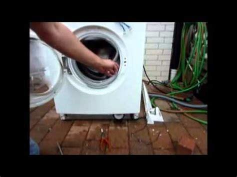 waschmaschine teil  reparatur laugenpumpe elektronik
