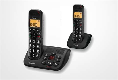 Schnurloses Telefon Mit Ab 805 hagenuk big 805 2 bei telefon de kaufen versandkostenfrei