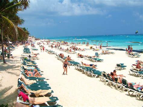 Playacar Beach   Playa Del Carmen Mexico   Riviera Maya   Playa Del Carmen