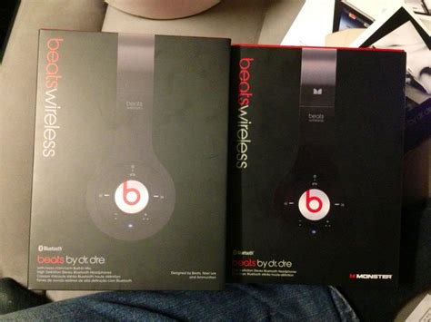 Beats Detox Vs Real Box by All Ipads Difference Between Beats Wireless Real Vs