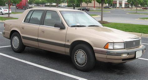 chrysler acclaim plymouth acclaim for sale by owner buy used cheap