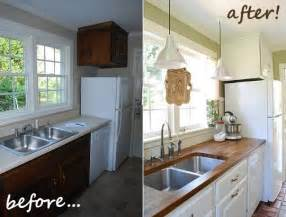Cheap Kitchen Makeover Ideas Before And After by Cheap Kitchen Makeover Kitchen Home Decor
