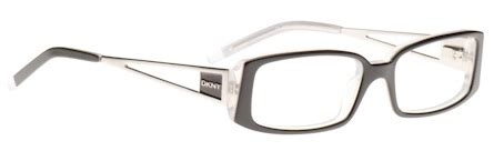 make a statement in black and white eyeglasses fashion