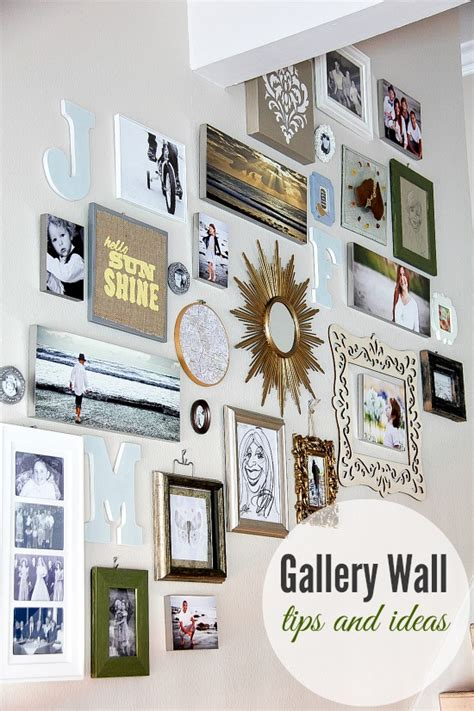 gallery wall inspiration 12 creative gallery walls for inspiration crafting