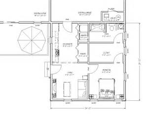 In Law Apartment House Plans by New Home Plans In Law Suite