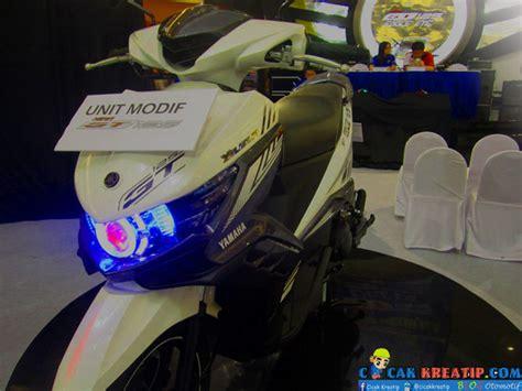 Lu Depan Xeon Gt 125 Eagle Eye modif lu gt 125 eagle eye seperti ini mantep ngak