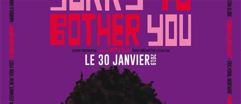 regarder vf sorry to bother you film complet hd netflix sorry to bother you film streaming complet vf