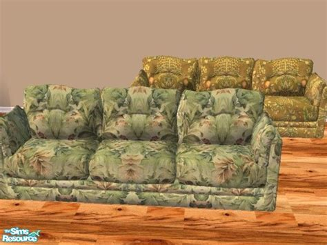 tropical sofas drewsoltesz s tropical print sofas