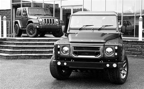 chelsea truck company used land rover defender used