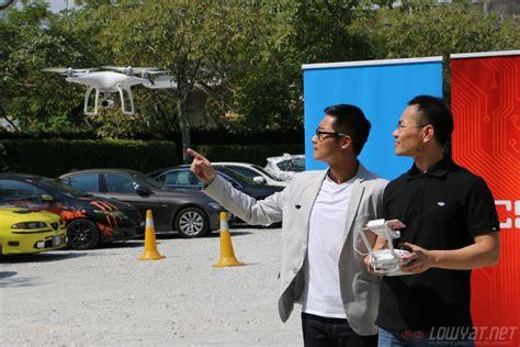 Dji Phantom 4 Malaysia dji launches phantom 4 drone osmo 4k in malaysia