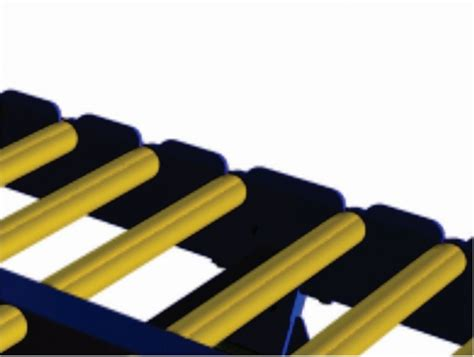 Oforte Stripe roller beds self trust