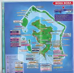 Bora Bora World Map by Bora Bora Map Flickr Photo Sharing
