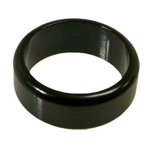 Alat Sulap Pk Ring Black wizard flat band pk ring size 18mm with dvd dvd murphy s magic supplies inc