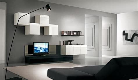 New Wall Design Modern Tv Wall Units