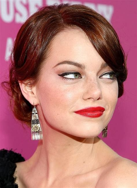 emma stone eye makeup 1000 images about beauty inspiration on pinterest