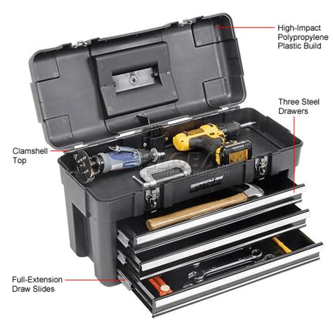 portable plastic tool box with drawers tool boxes storage organization tool boxes waterloo