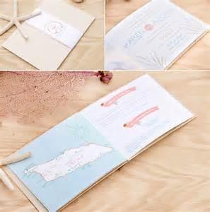 wedding invitation booklet destination wedding invitation booklets by adori designs