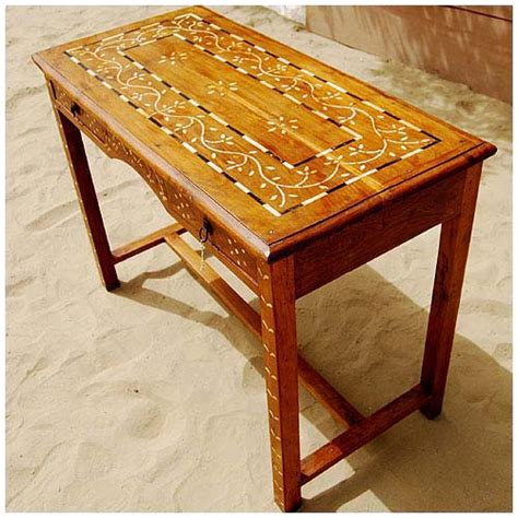 Outdoor Sofa Table by 2 Drawer Sofa Foyer Outdoor Console Table Teak Wood