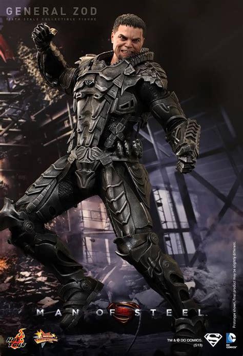 Figure Batman Vs Superman 1set of steel general zod sixth scale figure