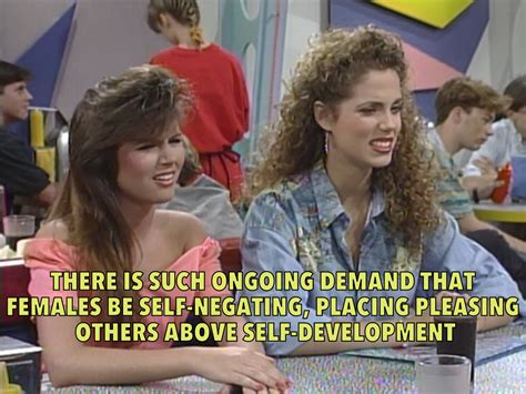 Saved By The Bell Meme - the tumblr that combines feminism and saved by the bell