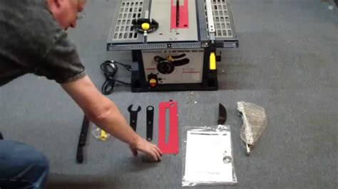 task table saw review chicago electric table saw review