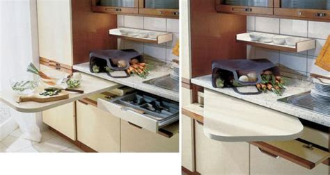 Space Saver Cabinets Kitchen by Small Kitchens And Space Saving Ideas To Create Ergonomic