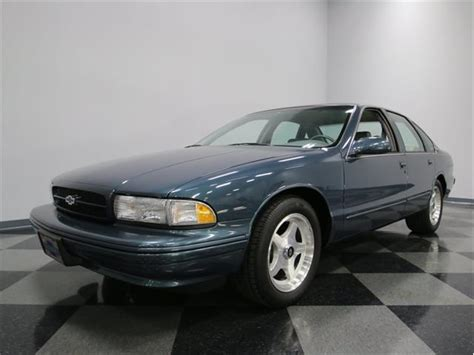 1997 chevy impala ss for sale 1995 to 1997 chevrolet impala ss for sale on classiccars