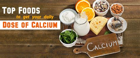 Daily Dose Of Food by Top 10 Foods To Get Your Daily Dose Of Calcium