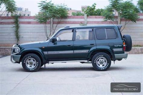 Toyota Land Cruiser 1995 Land Cruiser For Sale In Islamabad Pakwheels