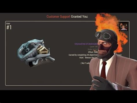 Unusual Hat Giveaway - steam community strife videos