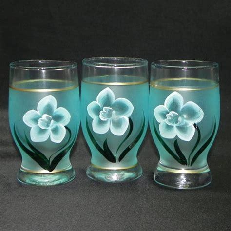 Fitting Plafon Motif Bunga Blister jual gelas kaca motif bunga 6 pcs murah batam