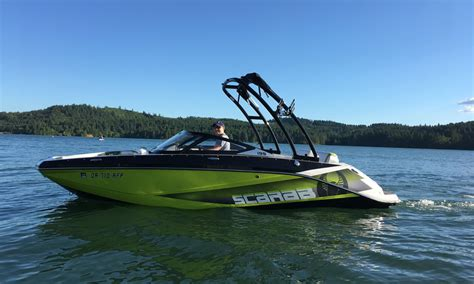 wakeboard jet boats monster wakeboard tower on 2017 195 jet boaters