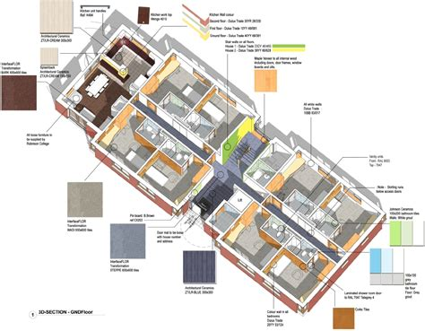 college building plans college floor plans building plan